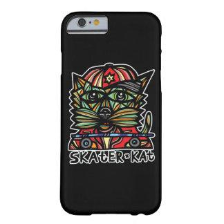 """Skater Kat"" BuddaKats Glossy Phone Case"