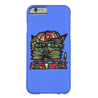 """""""Skater Kat"""" Glossy Phone Case"""