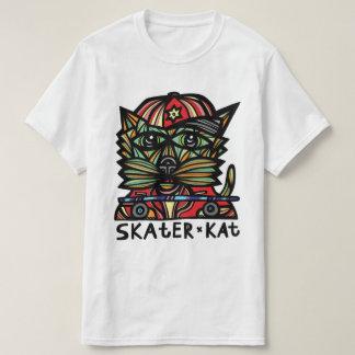 """""""Skater Kat"""" Value T-Shirt"""