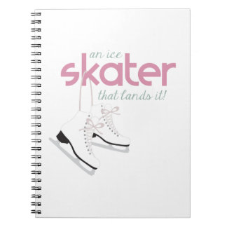 Skater Lands It Notebooks