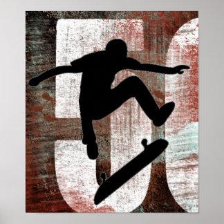 skater  poster