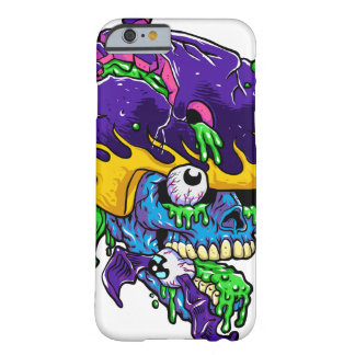 Skater zombie. barely there iPhone 6 case