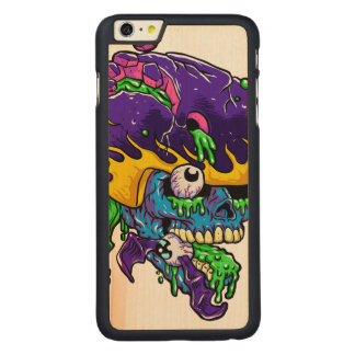 Skater zombie. carved® maple iPhone 6 plus case