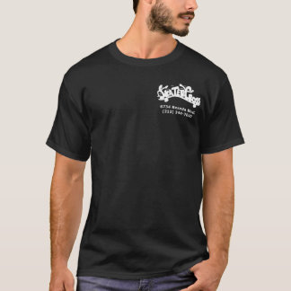 Skatercross Staff Shirt (Dark)