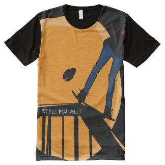 Skaters Pro Athelic Shirt
