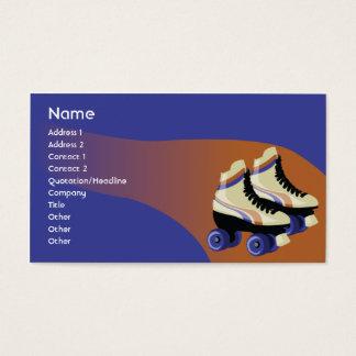 Skates - Business Business Card