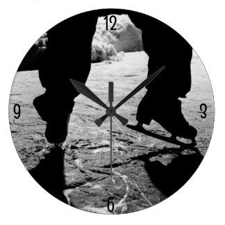 Skating Clock