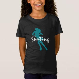 Skating Design Clothing T-Shirt