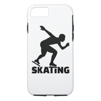 Skating iPhone 7 Case