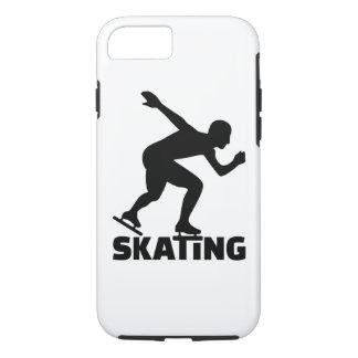 Skating iPhone 7 Case