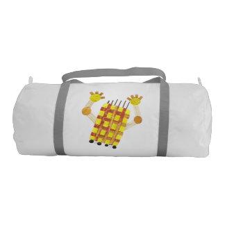 Skating Soap Duffle Gym Bag