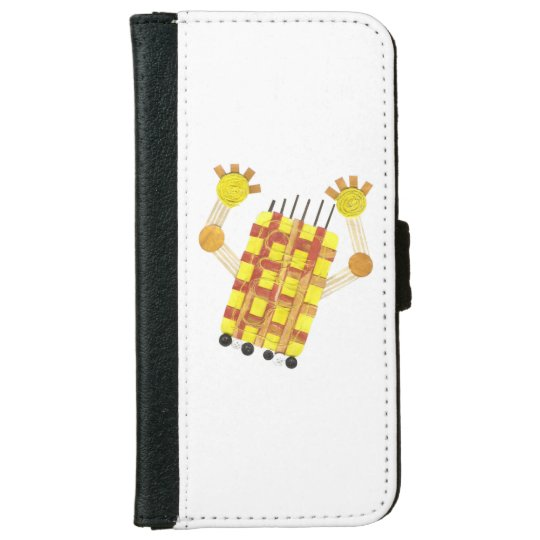 Skating Soap I-Phone 6/6s Wallet Case iPhone 6 Wallet Case