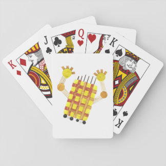 Skating Soap Playing Cards