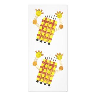 Skating Soap Rackcard Rack Card