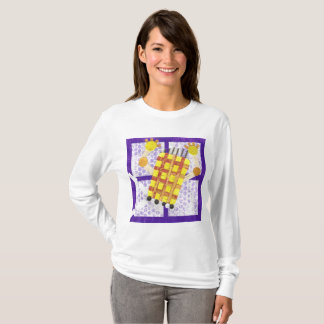 Skating Soap Women's Jumper T-Shirt