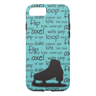 Skating Terms with Skate iPhone 7 case