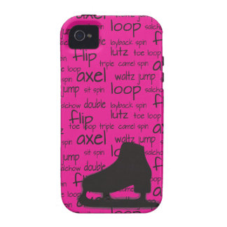 Skating Terms with Skate iPhone Case Case-Mate iPhone 4 Cases