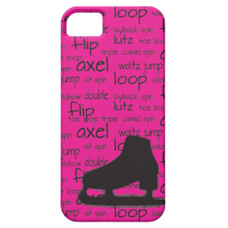 Skating Terms with Skate iPhone Case Case For The iPhone 5