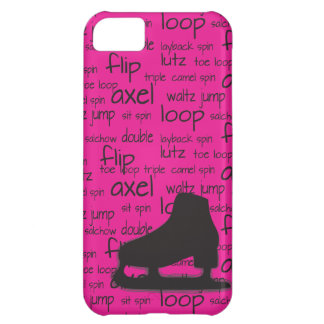 Skating Terms with Skate iPhone Case Cover For iPhone 5C