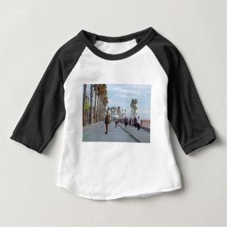 skating to venice beach baby T-Shirt