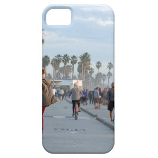 skating to venice beach iPhone 5 cover