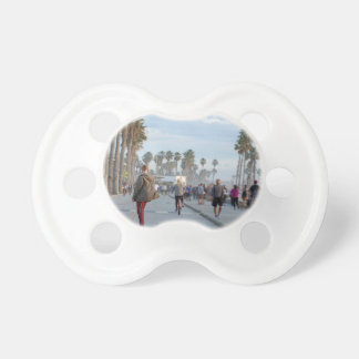 skating to venice beach pacifier