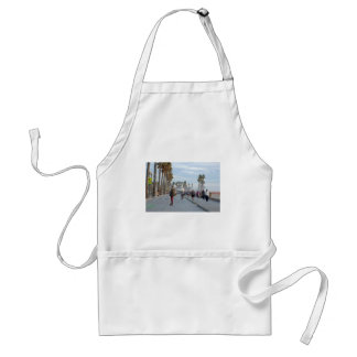 skating to venice beach standard apron