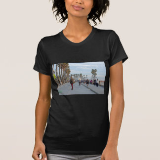 skating to venice beach T-Shirt