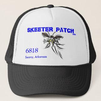 SKEETER PATCH USA , Searcy, Arkansas Trucker Hat