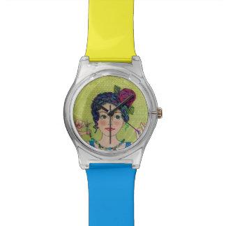 Skein Head Trendy Watch! Watch