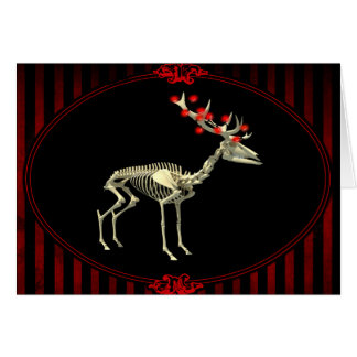 SkeleDeer card