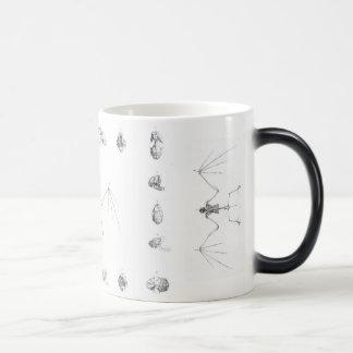 Skeletal Bat Mug