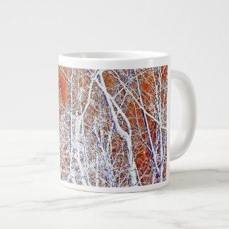 Skeletal Forest II Jumbo Mug