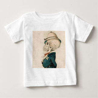 Skeletal Officer Shirts