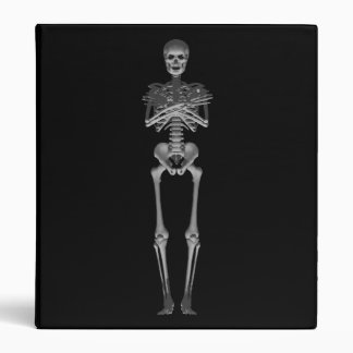 Skeleton 3D Model: Custom Binder