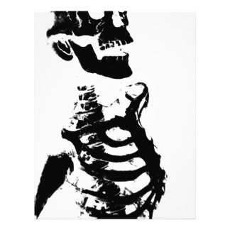 Skeleton #4 letterhead