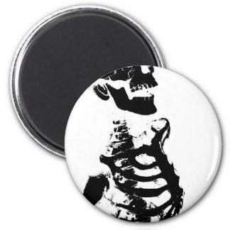 Skeleton #4 magnet