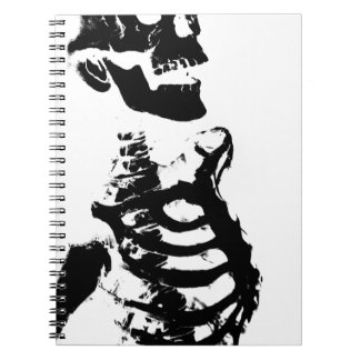 Skeleton #4 notebook