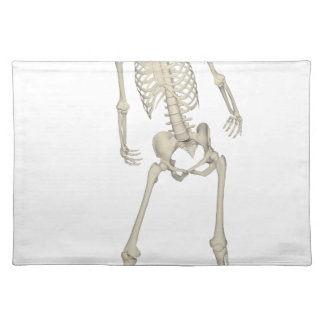 Skeleton #7 placemat
