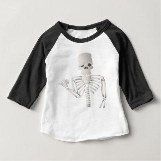Skeleton Baby T-Shirt