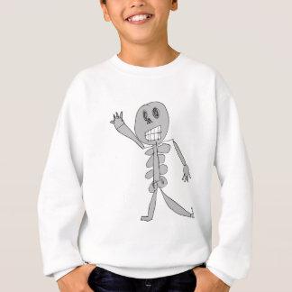 Skeleton Bob Sweatshirt