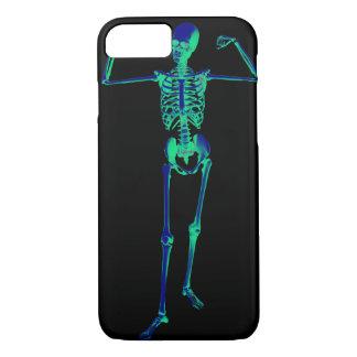 Skeleton bones phone case