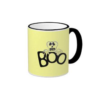Skeleton Boo Tshirts and Gifts Mug