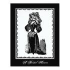 Skeleton Bride (Bridal Shower) - Invitation