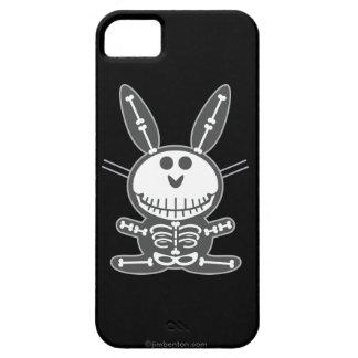 Skeleton Bunny iPhone 5 Cases