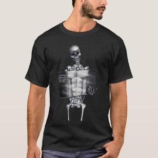 Skeleton Chest Xray Tshirt