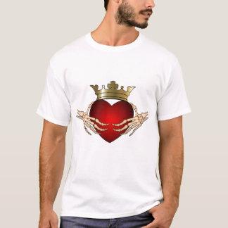 Skeleton Claddagh T-Shirt