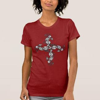 Skeleton Cross T-shirt