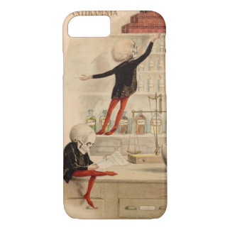 Skeleton Doctor Pharmacist Medical Art iPhone 7 ca iPhone 7 Case