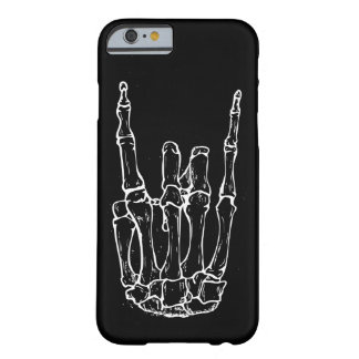 Skeleton Hand Case